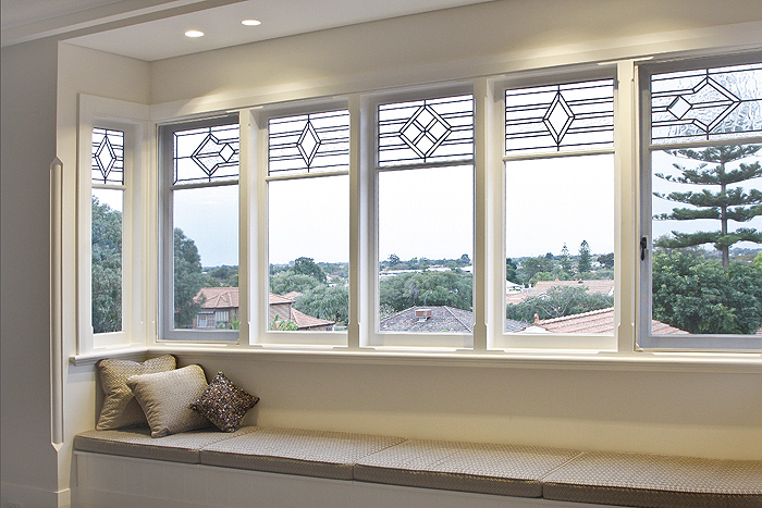federation home window