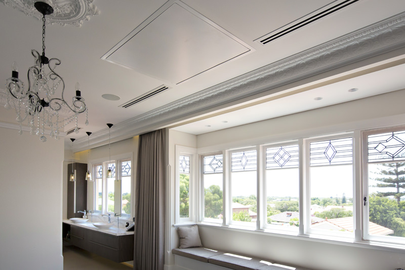 Federation home renovation master