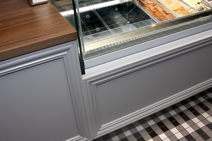 cabinet fit out