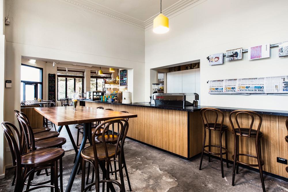 cafe restoration