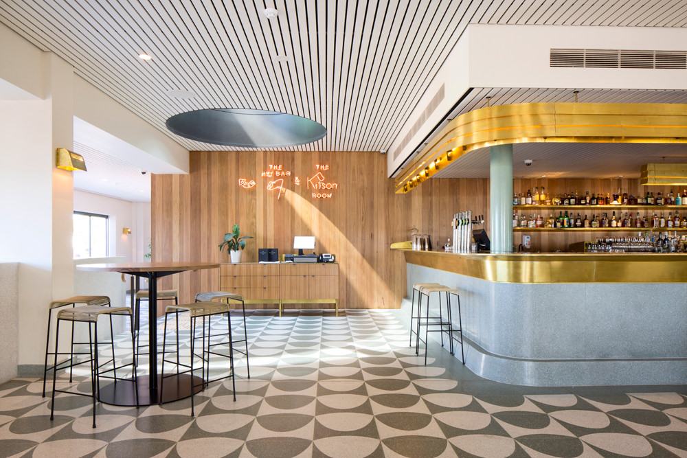 hospitality fit out