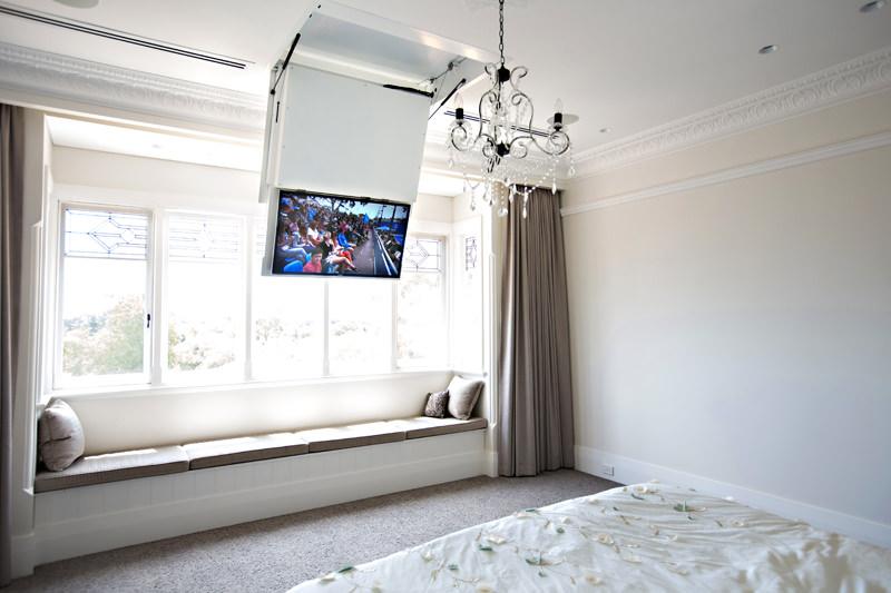 federation home renovation master room