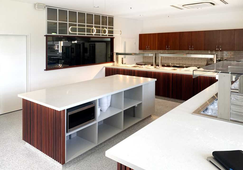 Canteen Fitout