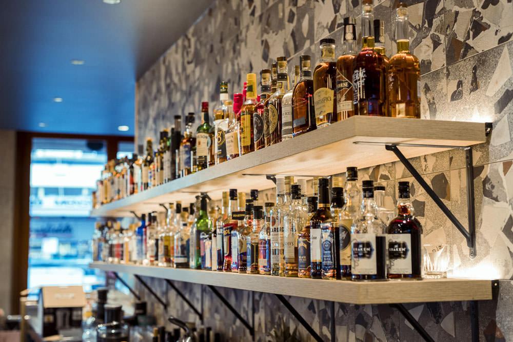 bar sheving