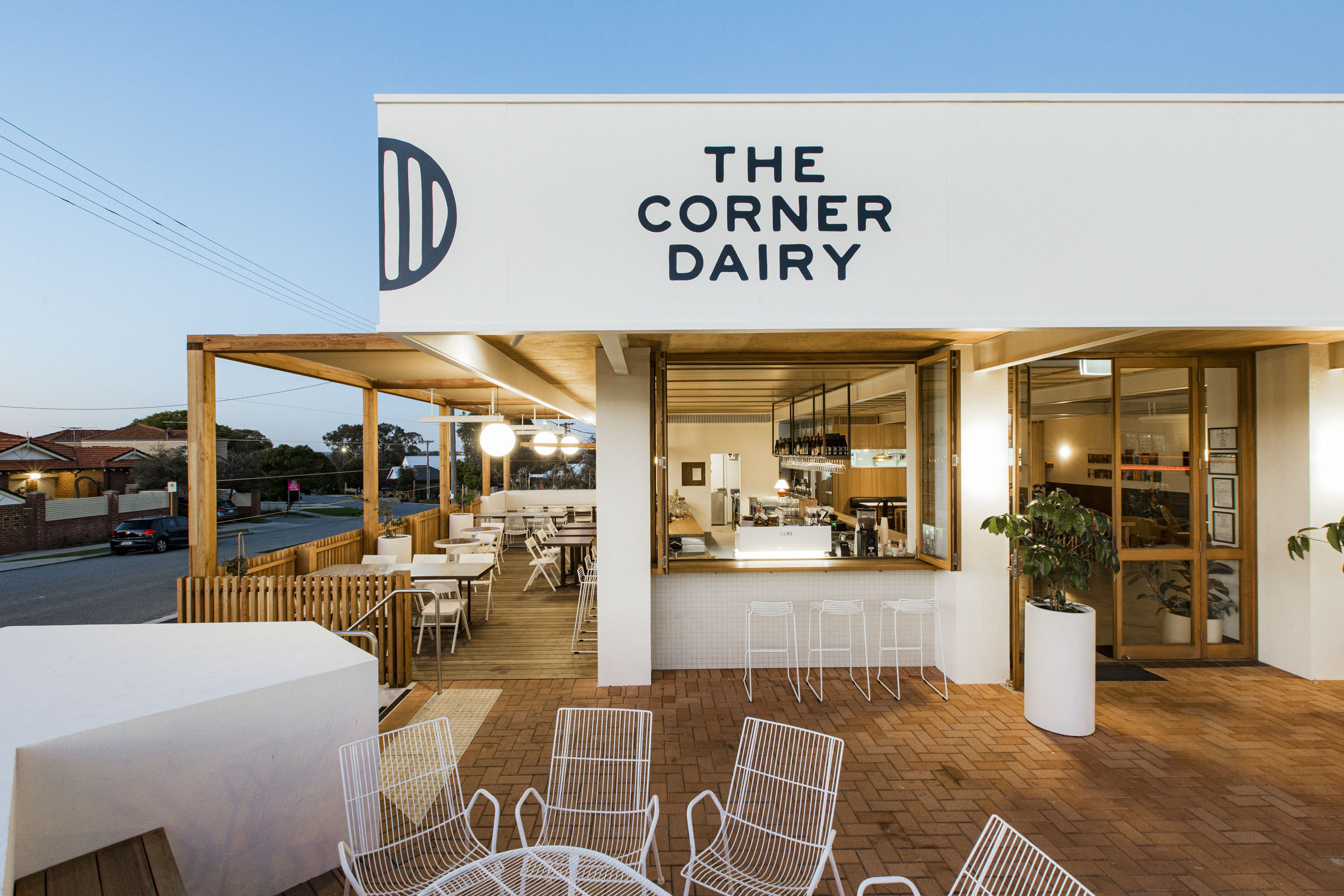 Corner Dairy Bar Fitout